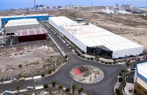 Centro Productivo CORTIZO Canarias