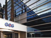 Nave Industrial del Grupo Correo Gallego