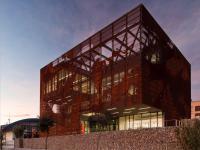 Centar za podrsku pirineja geoloskog institutu u Cataluña