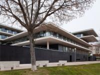 Edificio Administrativo de la Junta de Castilla y León. Salamanca.