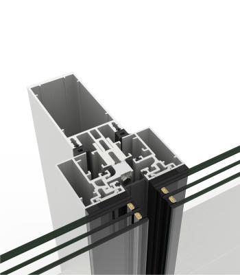 Detalle del sistema Fachada ST 52